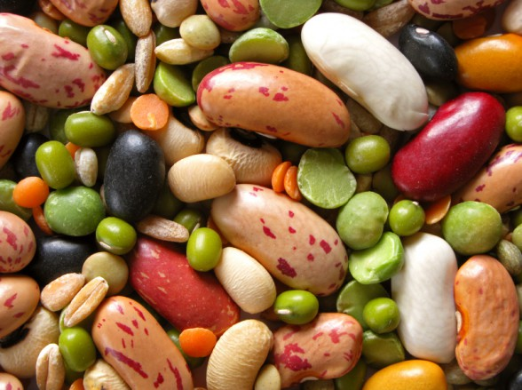 legumes and cereals